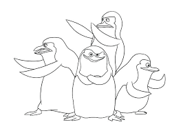 Penguin Printable Coloring Pages Penguin Printable Coloring Pages