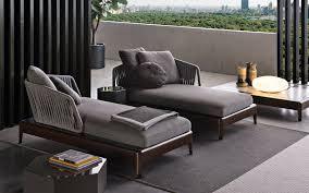 italian outdoor furniture brands. Italian Furniture Brands - Minotti New Project For Outdoor Brands-