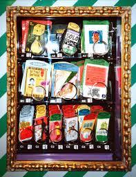Artomatic Vending Machine Simple A48creative Andrew Owen A48 Artomatic Art Produce Vending Machine