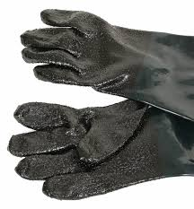 Blast Cabinet Gloves Amazoncom Dragway Tools Rubber Sandblasting Gloves For Model 60
