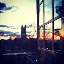 best pictureduke images duke university meet  duke from above at sunset it doesn t get any better than this