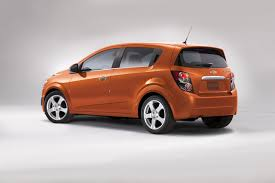 2012 Chevrolet Sonic Ride and Review By Steve Purdy