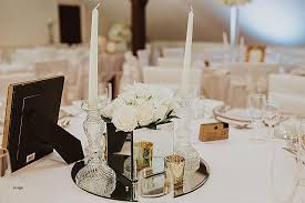 white gold wedding decorations best of lovely table decorations for a restaurant