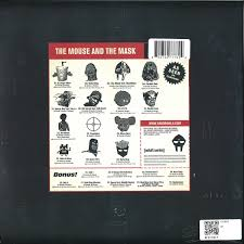 the mask official metalface version
