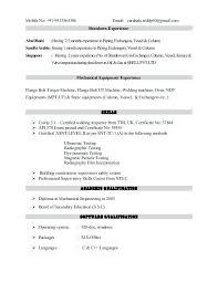 construction inspector resumes ndt resume sample 100 ndt resume 10 biodata format word postal