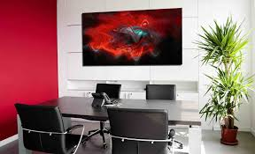 office wall decoration. Digital Art Corporate Office Wall Decor From Rcp Marketing And Source One Astonishing Armantcco Ideas Decoration E