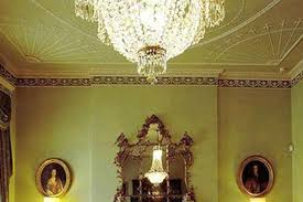 the chandelier which is under investigation at bute house