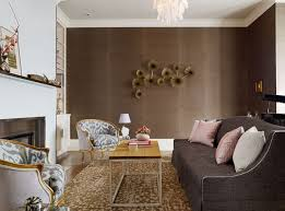 home color schemes interior. Brown Wall Living Room Color Schemes Home Interior