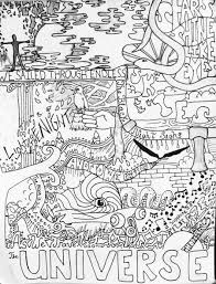 Coloring Pages Mindfulnessloring Book Pages For Adultsmindfulness