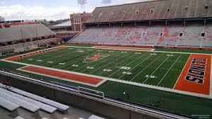 Memorial Stadium Il Section 223 Rateyourseats Com