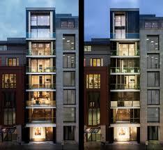 Modern Apartment Building Facade Home Design Ideas - Modern apartment building facade