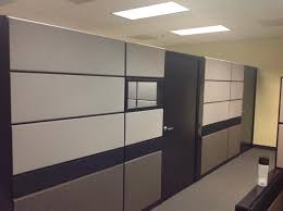 office cubicle door. Teknion TOS Cubicles 80\u2033 Tall 10\u0027x10,8\u0027x8\u2032 Private Office/glass/doors/LOADED Office Cubicle Door I