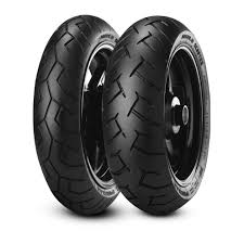 Diablo Scooter Motorcycle Tyre Pirelli