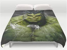 Angry Hulk Bedding