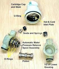 shower faucet cartridge replacement cartridge for delta shower