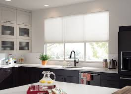 Like The Blinds And The Ledge Along Side Of Cabinets BlindsOnTime Best Blinds For Kitchen Windows