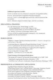 Professor Cover Letter