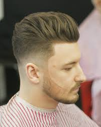 Smart Hair Style fade pompadour the art and science of a healthy shave 1420 by wearticles.com