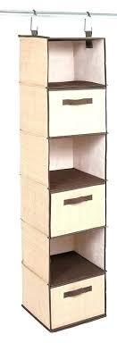 hanging closet organizer with drawers. Hanging Shelf For Closet Organizer Shelves  With Drawers Best .
