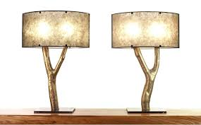 bronze table lamp tree table lamp cast bronze griffith bronze table lamps and floor lamp set
