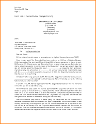 Gallery Of 9 Legal Demand Letter Example Ledger Paper Writing A