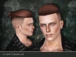 sims 4 hair cut hair styling