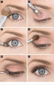today we are going to tell you how to have a simple eye makeup for your work outfits there are 15 step by step eye makeup tutorials or ideas offered here
