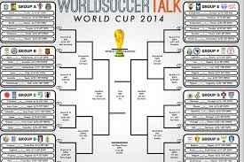 Printable World Cup Pdf Tv Schedule For Usa Product