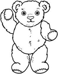 Small Picture Bear Coloring Page Baybear Pinterest Bears Teddy bear