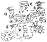 Image result for 2004 mercury grand marquis fuse box diagram