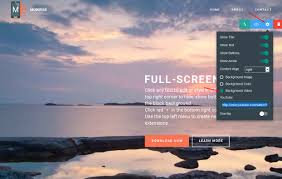 background video not working in drag and drop website builder very nice job on your drag and drop website builder software