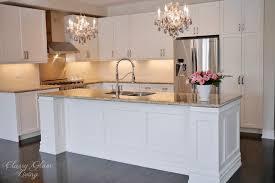 diy kitchen island. DIY Kitchen Island Makeover - Classy Glam Living Diy