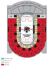 Columbus Ga Civic Center Seating Chart Tickets Columbus River Dragons