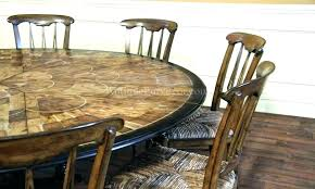 round table seats 6 what size round table seats 6 large size of dining table set