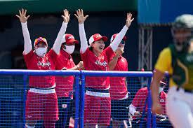 Japan vs. Mexico softball FREE LIVE ...
