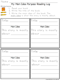 First Grade Reading Log Best Photos Of 2nd Grade Weekly Reading Log First Grade