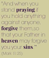 Forgiveness Bible Quotes Magnificent Bible Quote On Forgiveness Mark 4848 Picmia