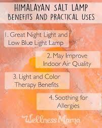 himalayan salt lamp benefits and practical uses