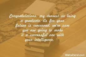 Graduation Congratulations Quotes Delectable Graduation Messages From Parents