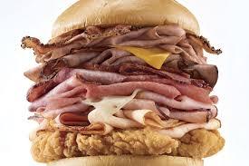 gross roast beef sandwich. Simple Roast Arbyu0027sOfficial For Gross Roast Beef Sandwich