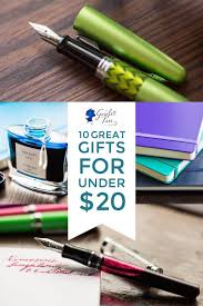 10 great gifts for under 20