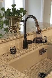 bronze kitchen sink faucets best with sprayer antique faucet image style designs vintage