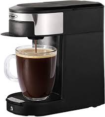 How cute! but while the sboly is, indeed, compact, it packs an impressive punch, most notably for its. Amazon Com Stamo Single Serve Coffee Brewers Multi Use Coffee Maker For Most Coffee Pods Bags 10oz One Touch Button Coffee Machine Single Serve Coffee Brewers For Pods Quick Brew Technology Auto Shut Off Kitchen