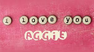 I Love U Aggie