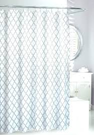 fabric shower curtain liner linen faux stall size