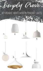 affordable pendant lighting. simple pendant affordable white pendant lights for lighting