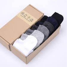 2018 bed cotton brand socks color men sock gift box clical quality cal breathable shallow mouth socks from netecool 21 61 dhgate