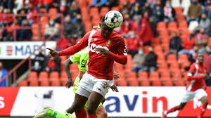 DR Congo's Muleka opens Standard Liege goal account in Zulte-Waregem draw –  NewsASAP