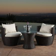 expensive patio furniture. Rattan Patio Chairs Expensive Amazon Kyoto Outdoor Furniture Brown Wicker 3 Piece Chat
