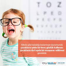 Veni Vidi Göz - Ailede göz hastalığı bulunması durumunda...